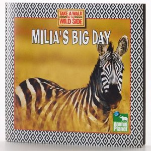 "Kohl's Cares for Kids Animal Planet Book ""Milia's Big Day"""