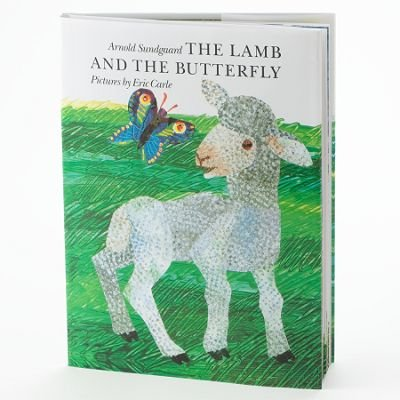 "Kohl's Cares for Kids Eric Carle Book ""The Lamb and the Butterfly"""