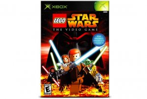 XBOX Lego Star Wars :The Video Game