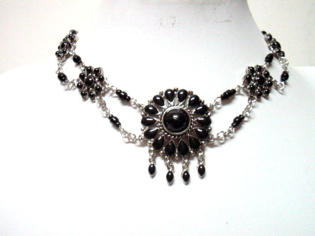 *FREE SHIPPING* NA08 ETHNIC TRIBAL DANGLE PENDANT NECKLACE 50cm _cOOl!!_SPECIAL OFFER!!