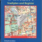Michelin Berlin: Map with Street Plan (Michelin City Plans) (Germany)