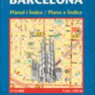 Michelin Barcelona Street Map (Michelin Map) [Folded Map] (Paperback)