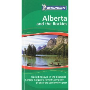 Michelin Green Guide Alberta and the Rockies
