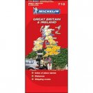 Michelin Map No. 713 Great Britain and Ireland