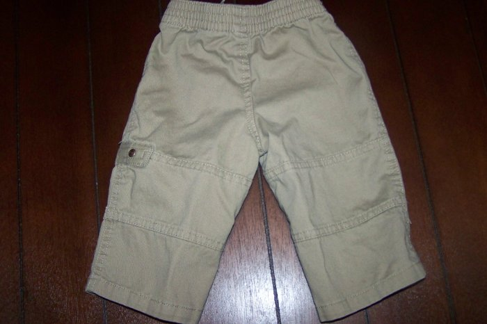 Pants made by Faded Glory - size 6 to 9 mos. - $1.25 - Unique Thrift - (SL)