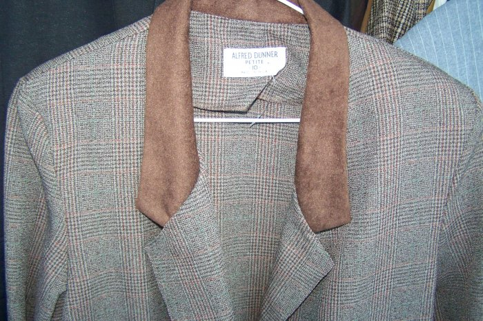 Alfred Dunner - Ladies Jacket new with/tag - 10P (LP)