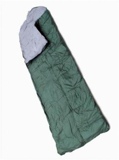 GREEN BRABD NEW�MUMMY SLEEPING BAG PICNIC BACKPACKING TENT CAMPING