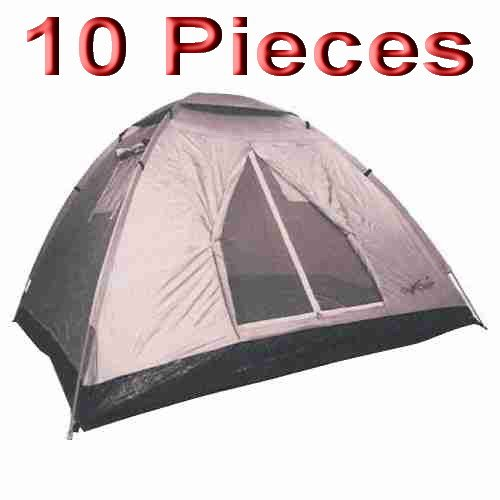 WHOLESALE 10 LOT LIGHT CAMPING TENT BACKPACK 3.5LB
