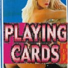 p-c NEW SEALED ART EROTIC NUDE GIRLS MODELS 55 POKER PLAYING DECK COLLECTABLES CARDS FREE U.S. POST