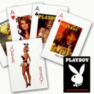 p-c BICYCLE PLAYBOY NUDE GIRL MODEL 54 POKER PLAYING CARD KARTEN AKT CARTE NUDITÉ NU FREE U.S. POST