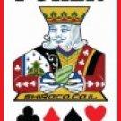 p-c FRESH LEMON/ COCONUT / VANILLA BALSAM AIR FRESHENER POKER CARD KING ACE CAR AUTO FREE U.S. POST