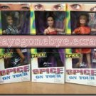 Spice Girls Dolls  - On Tour _New in Box