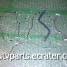 191005558, Wire Harness, Ribbons and LVDS Cable for Sony KDL-40V5100