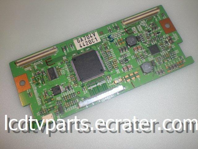 6871L-4420C, LC420/LC470WUN-SBA1 P/N:6870C-0243C, T-Con Board for JVC LT-42P300ZBA