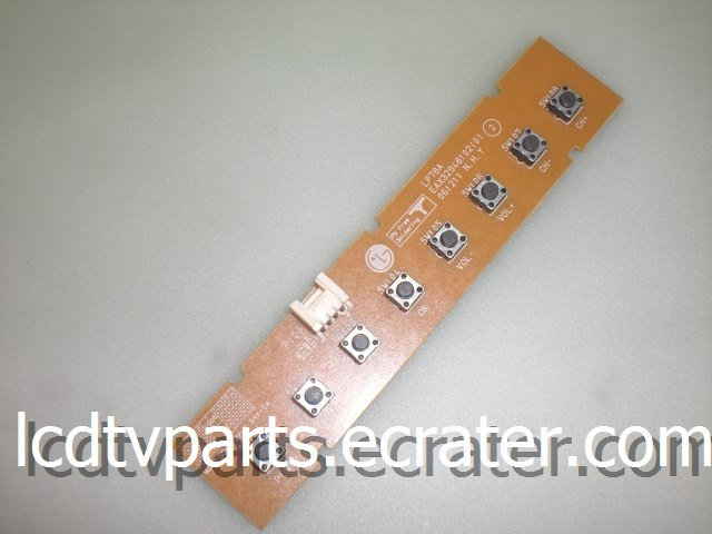 LP78A, EAX32948102(0), KEY CONTROLLER BOARD For  LG 42LC7D
