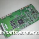 35-A27C0217, V270W1-C REV:A1, T-Con Board for OLEVIA SYNTAX LT27HVS