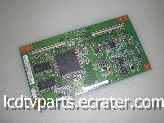 V420H1-C07, T-Con Board for INSIGNIA NS-LCD42HD-09