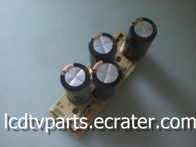 STV32T VTV-T3705 REV1C, Capacitor Board for TOSHIBA 37AV500U
