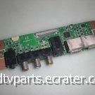BN41-00824C, SIDE AV INPUT for SAMSUNG LN46A550P3FXZA