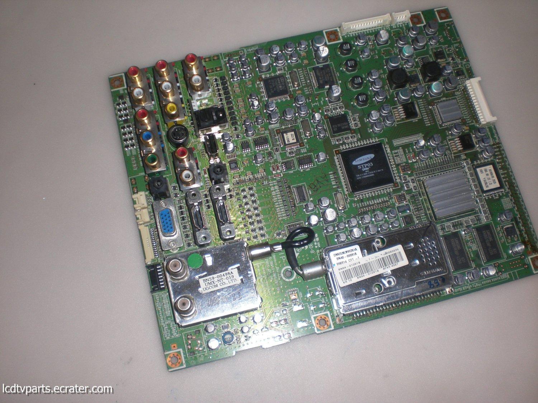 BN41-00679D, BN94-00864A, BN94-01091B, BN40-00081A, Main Board for SAMSUNG LNS4051DX/XAA