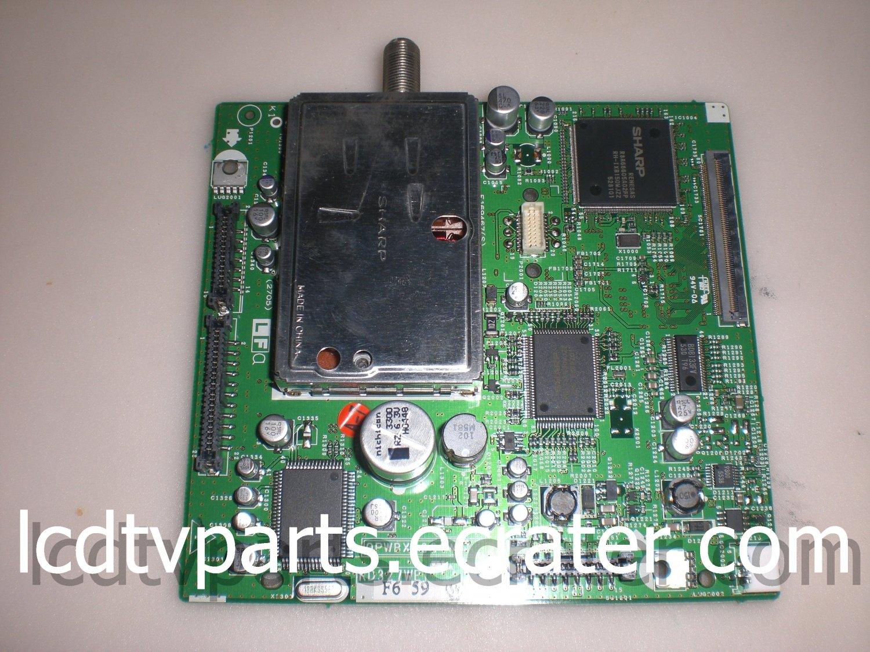 DUNTKD327FMF6, KD327WE, QPWBXD327WJN1, Main Board for SHARP LC-20SH3U