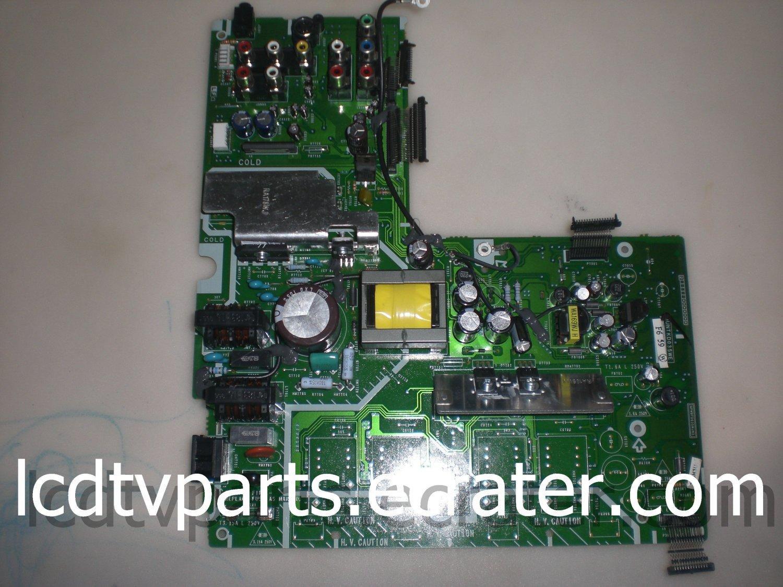 DUNTKD035WEF6, QPWBFD035WJN3, DUNTKD035WE, F6 59, Power Supply for Sharp LC-20SH3U