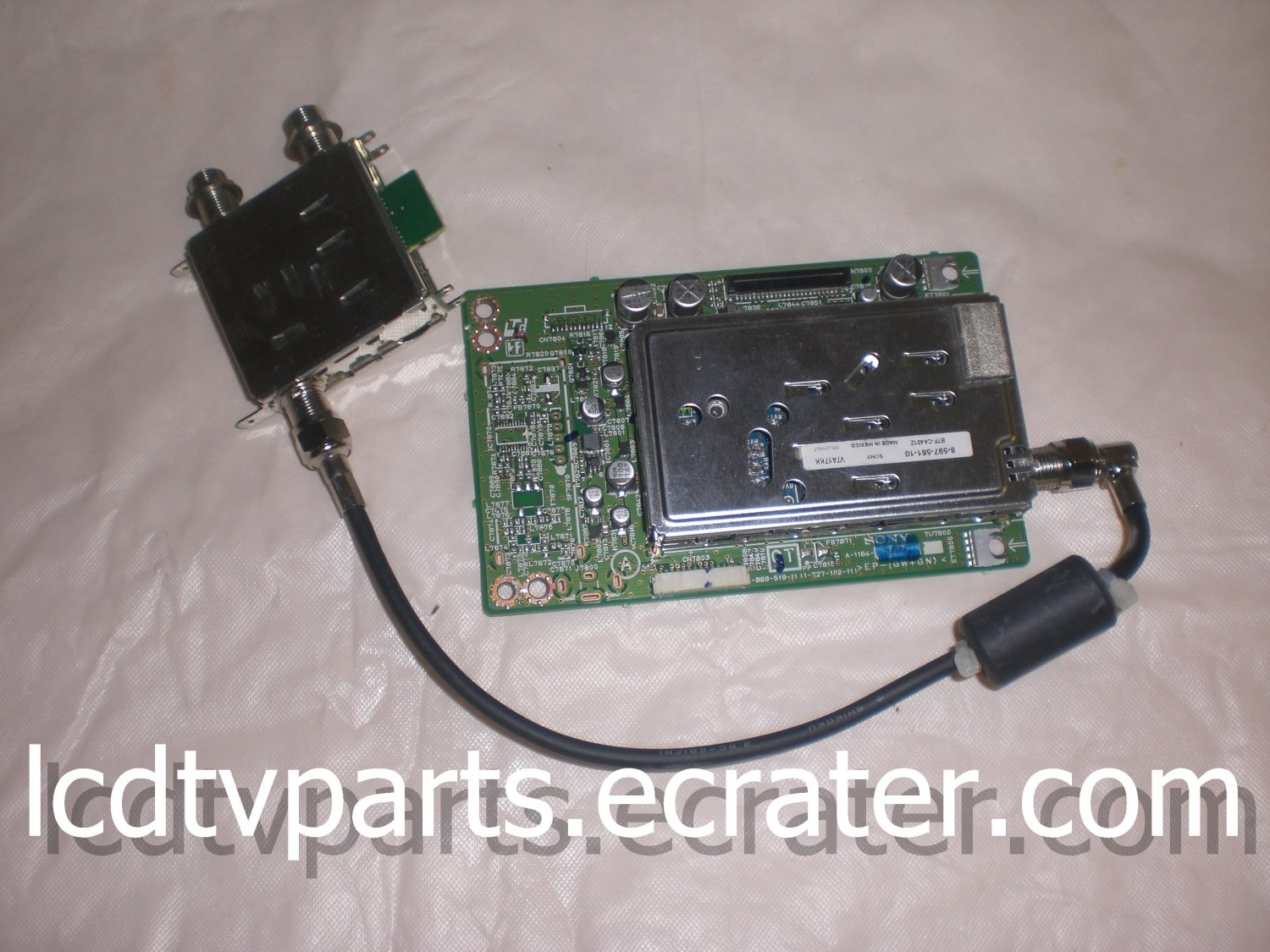 1-417-716-11, A-1164-341-B, A-1206-154-A, 1-869-519-11 Tunner Board For SONY KDL-46XBR2