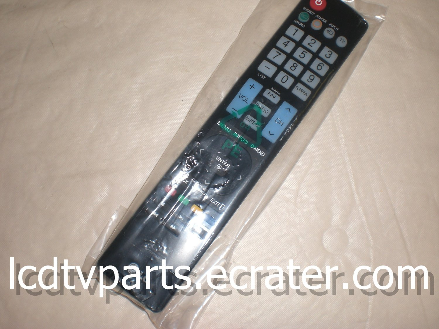 AKB72914201, Original Remote Control for LG 42PJ350