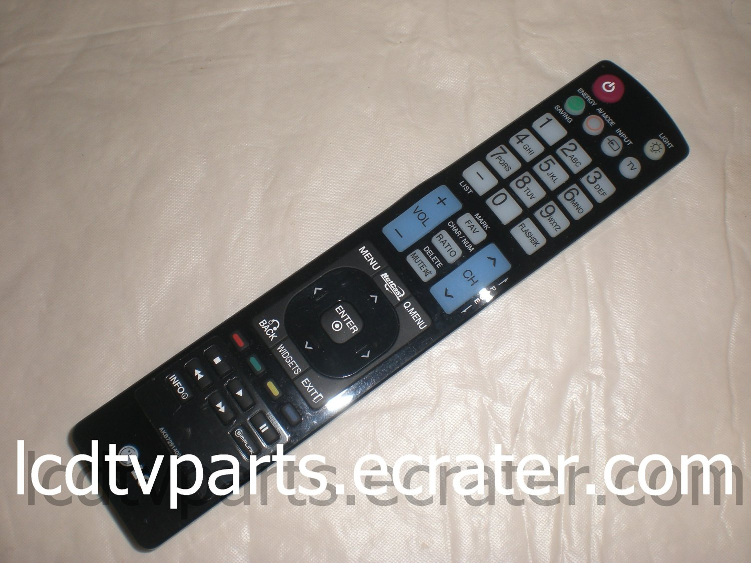AKB72914002, Original Remote Control for LG 50PK750