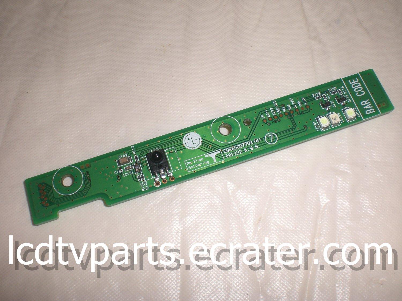 EBR65007702, EBR65007702(8), LED IR ASSY For LG 50PK750