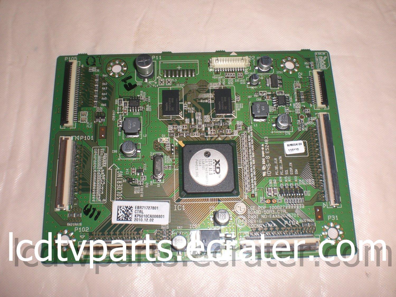 50R3_CTRL, EAX6207601, EBR71727801, T-Con Board for LG PZ550