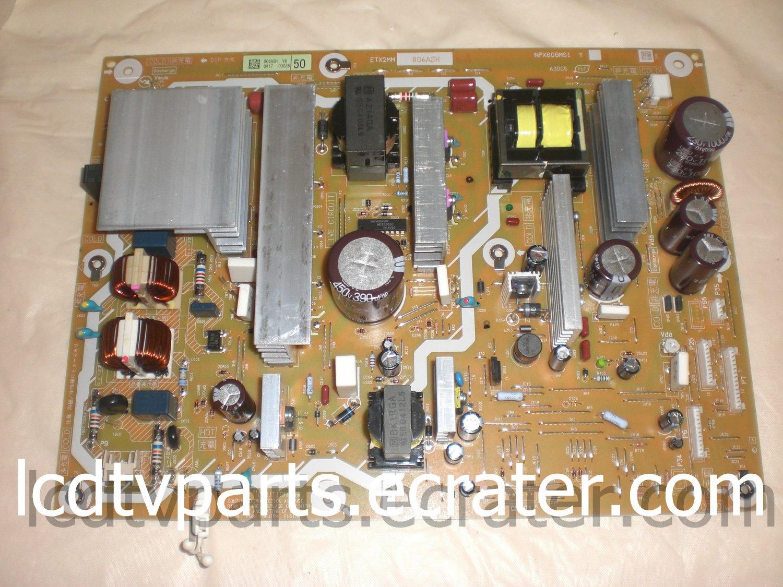 ETX2MM806ASH, NPX806MS1 Y, 806ASH, Power Supply for PANASONIC TC-P50G25