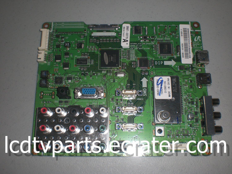 BN41-01154B, BN97-03775, BN96-12142A, Main Board for SAMSUNG PN58B550T2FXZA
