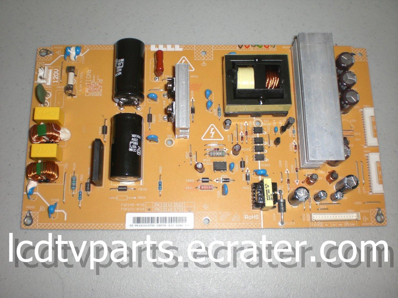 75018254, 75016469, PK101V1370I, FSP272-4F04, Power Supply for TOSHIBA 46RV525RZ