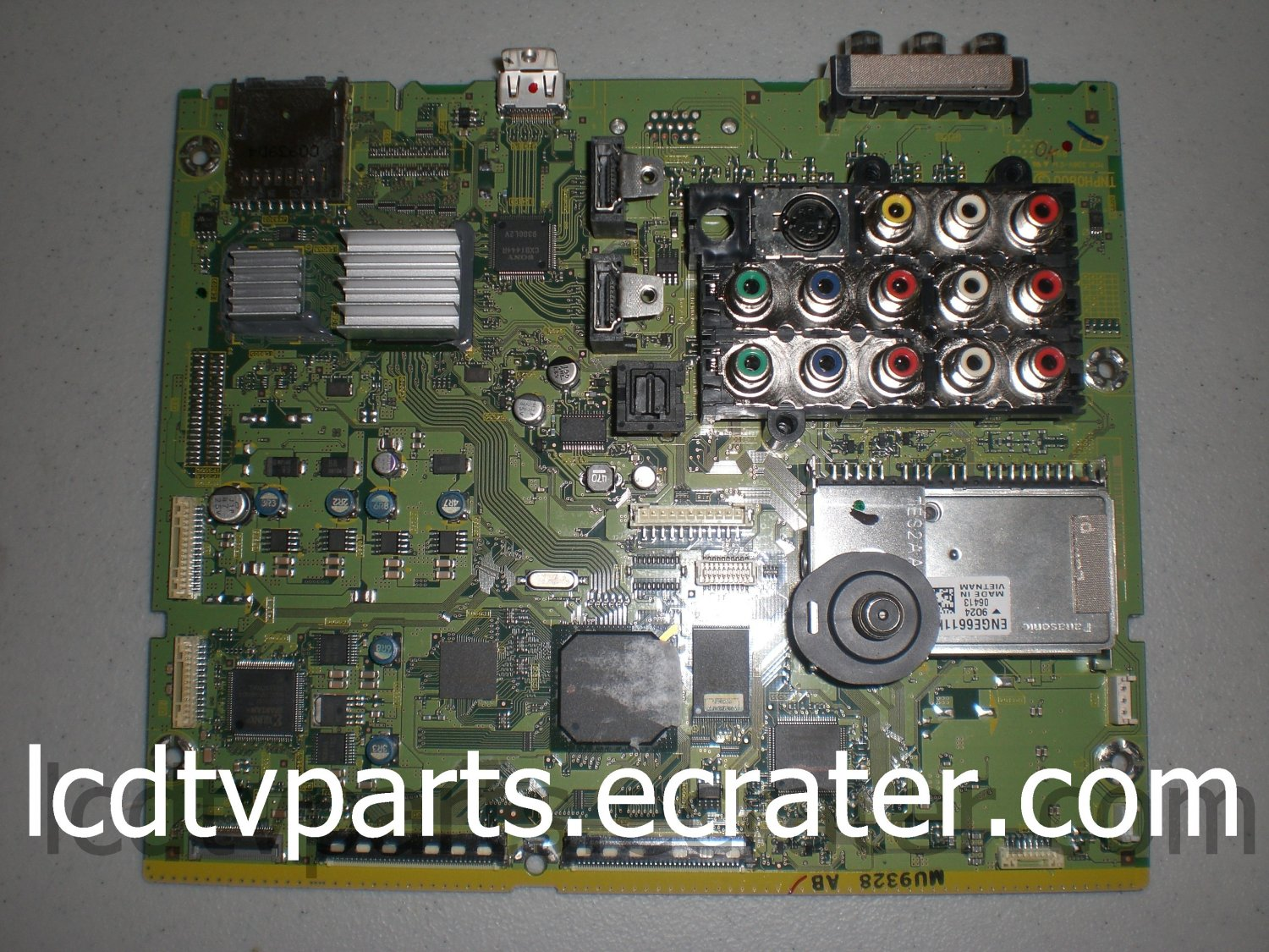 TXN/A1EPUUS, TNPH0800, Main Board for PANASONIC TC-P50X1