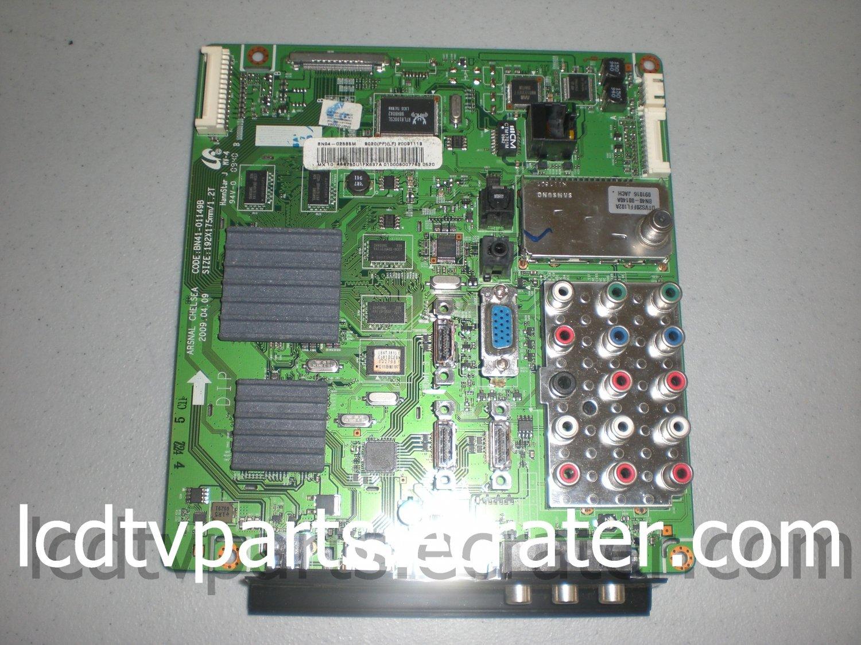 BN41-01149B, BN94-02585M, BN40-00140A, Main Board for SAMSUNG LN46B750U1FXZA