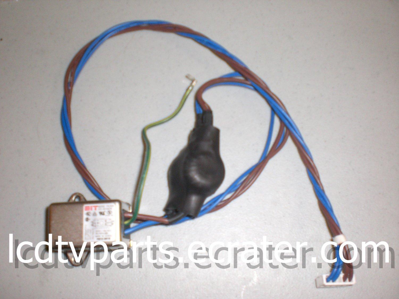 2901-001550, IF2-N10EW, P910 2616, EMI Filter for SAMSUNG PN58B550T2FXZA