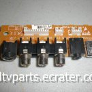 313926805091, 3139 123 6229.1, WK633.2, SIDE AV INPUT for PHILIPS 32PFL5332D/37