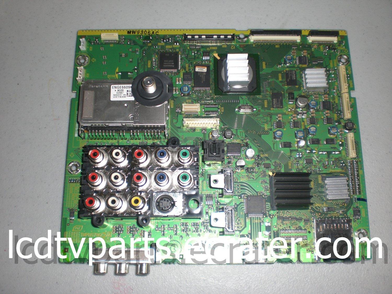 TXN/A1EDUUS, TNPH0786, MW9306AC, Main Board for PANASONIC TC-P50S1