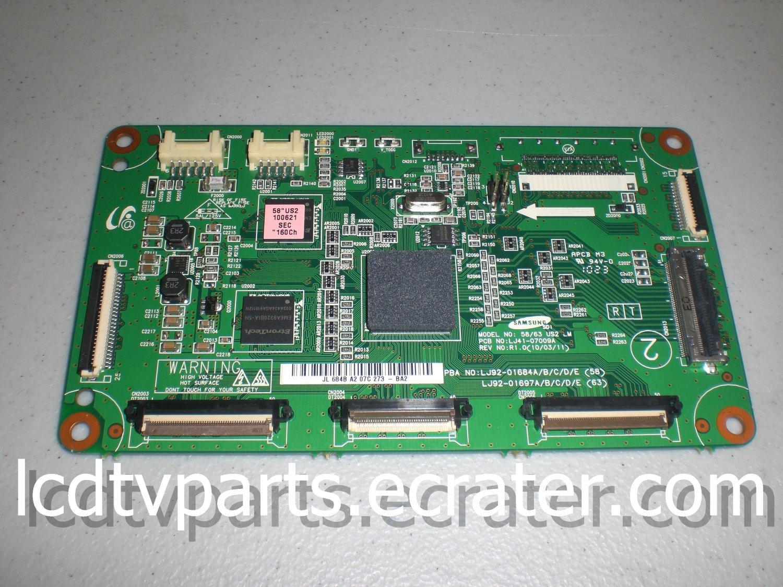 BN96-14111A, LJ92-01684B, LJ41-07009A, Logic Ctrl Board for SAMSUNG