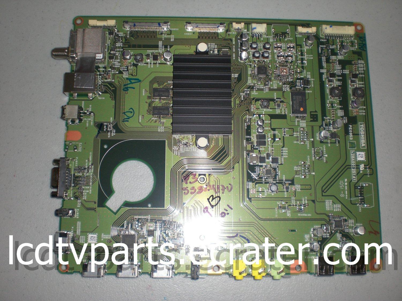 75022781, V28A00125A1, PE0953A, Main Board for TOSHIBA 55SL417U