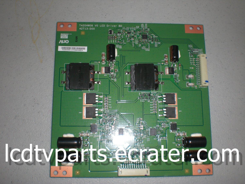 55.54T05.D01, T420HW08 V0, 42T13-D00, LED ADRESS Board for TOSHIBA 55SL417U