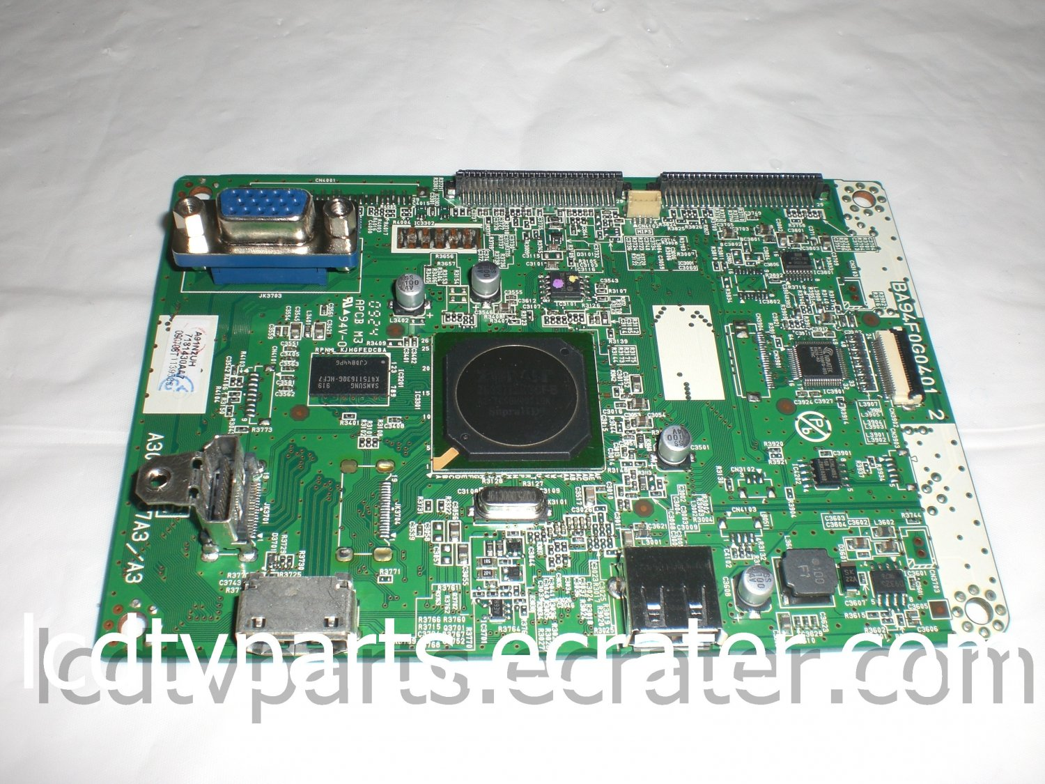 1ESA19749, BA94F0G0401_2, 7181430AA7, T-Con Board for PHILLIPS 19PFL3504D/F7