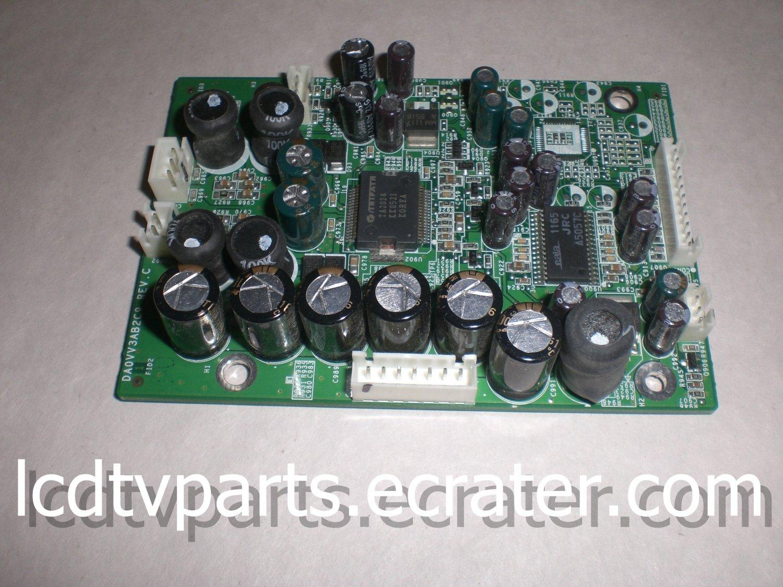23VV3AB0012, DA0VV3AB2C9 REV.C,AUDIO BOARD For NIKO OTP-3211W