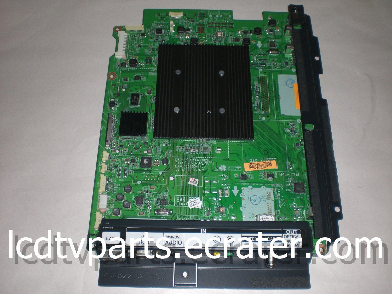 EBT62065002, EAX64503904(1.2), Main Board for LG 55LM8600