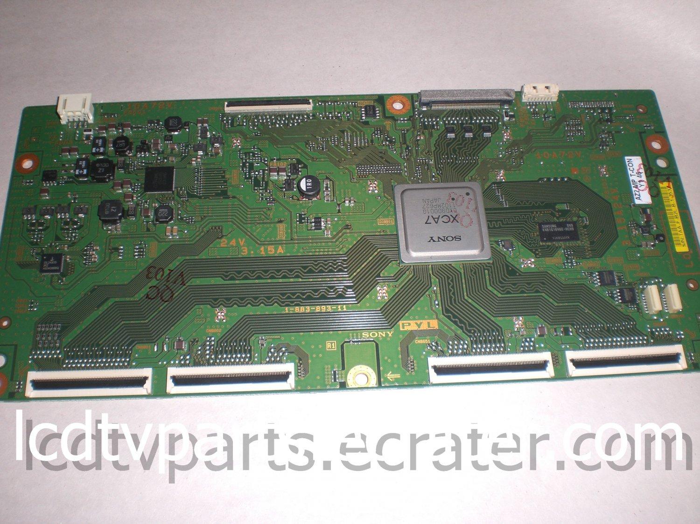 1-883-893-11, T-CON Board For Sony XBR-46HX929