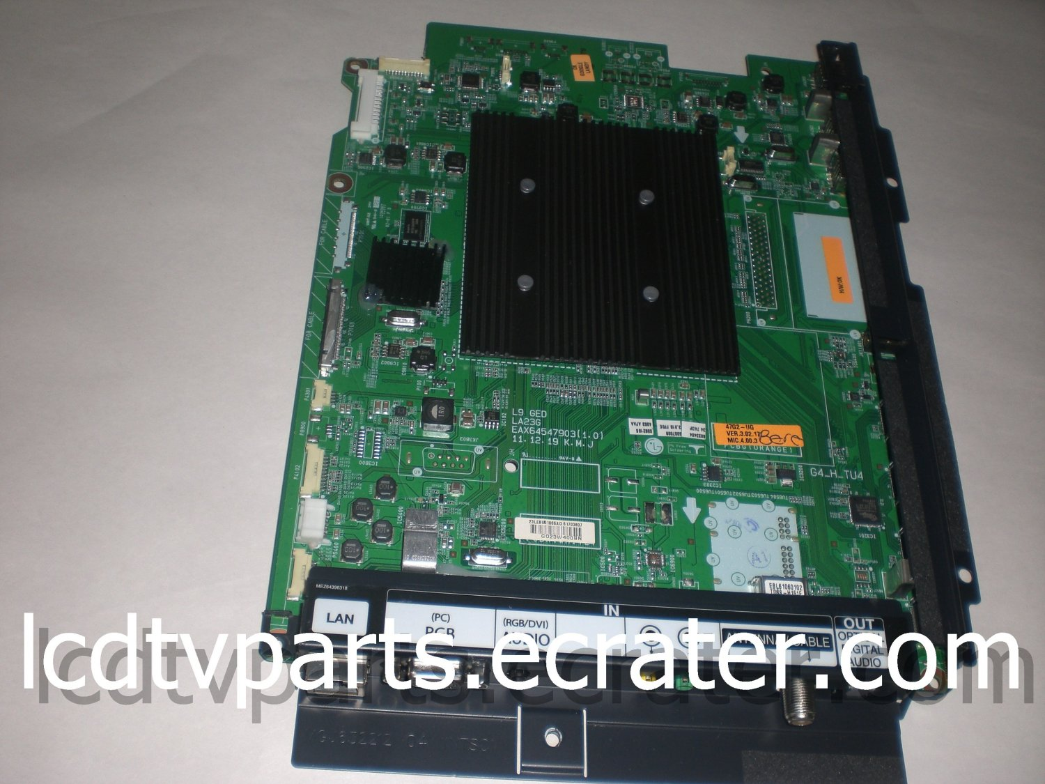 EBR75142502, EAX64547903(1.0), Main Board for LG 47G2