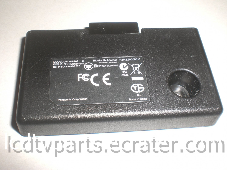 N5HZZ0000111, DBUB-P207, BLUETOOTH ADAPTOR for PANASONIC TC-P50ST50