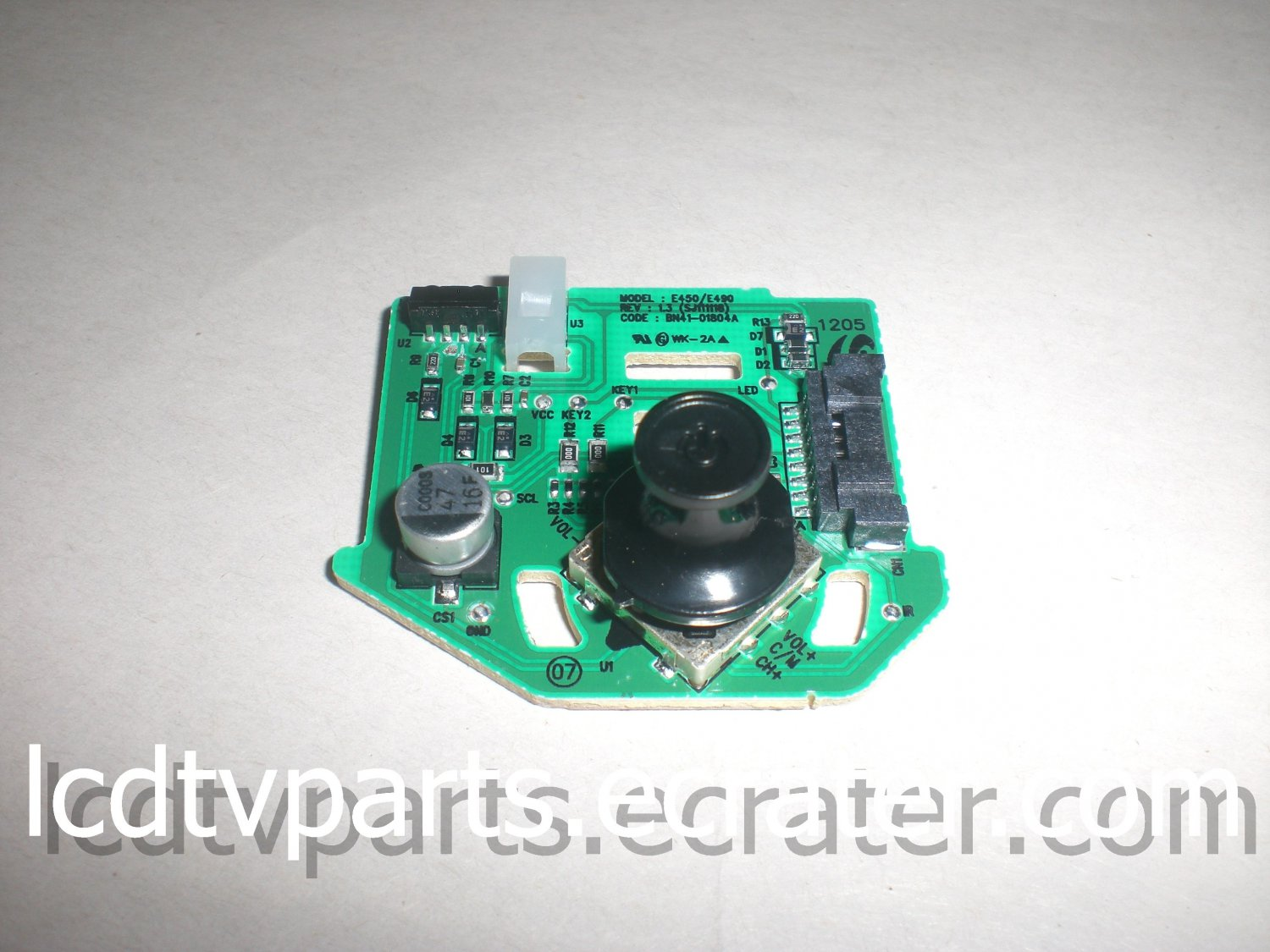 BN41-01804A, E450/E490, Power Button for SAMSUNG PN51E530A3FXZA
