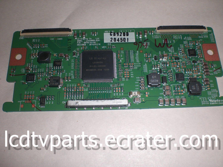 6871L-2045Q, 6870C-0310C, LC420WUN-SCA1, T-CON Board For LG 42CS560